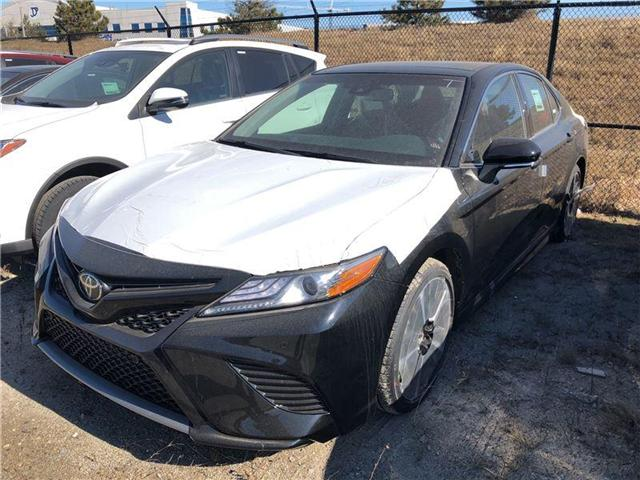 2018 Toyota Camry XSE (Stk: 581203) in Brampton - Image 1 of 5