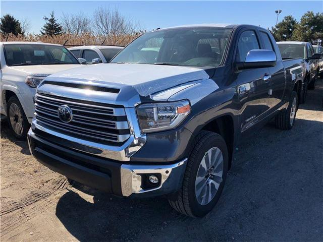 2018 Toyota Tundra Limited 5.7L V8 (Stk: 729071) in Brampton - Image 1 of 5