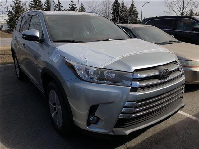 2018 Toyota Highlander XLE (Stk: 537188) in Brampton - Image 2 of 5
