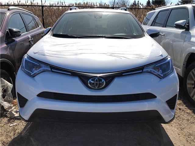 2018 Toyota RAV4 LE (Stk: 760685) in Brampton - Image 2 of 5