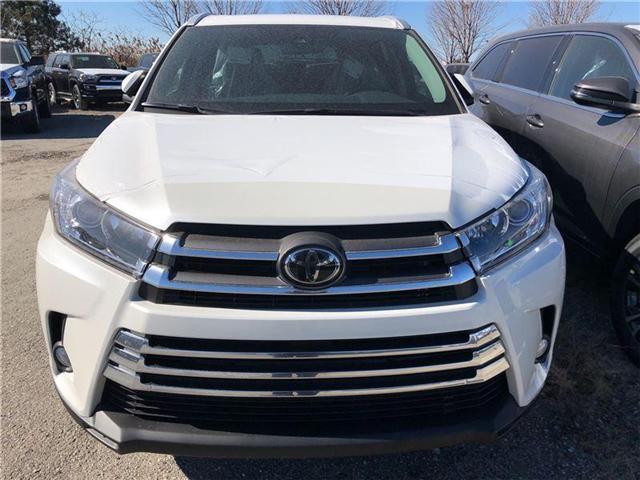 2018 Toyota Highlander XLE (Stk: 537752) in Brampton - Image 2 of 5