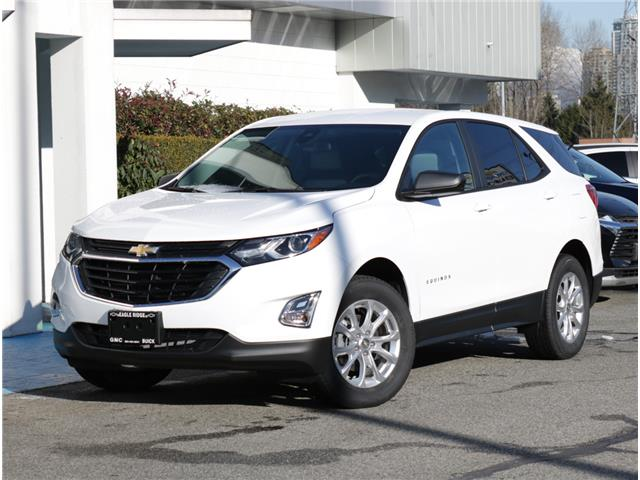 2021 Chevrolet Equinox LS (Stk: 14602A) in Coquitlam - Image 1 of 22