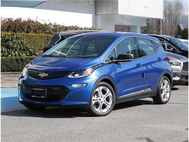 2021 Chevrolet Bolt EV LT (Stk: 12300A) in Coquitlam - Image 1 of 19