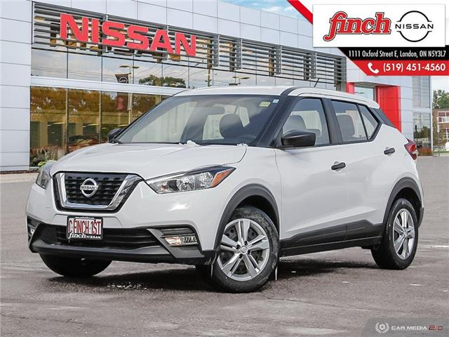 2019 Nissan Kicks  3N1CP5CU4KL531795 02564-A in London