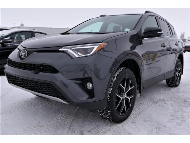 2018 Toyota RAV4 SE (Stk: B0179) in Lloydminster - Image 1 of 17
