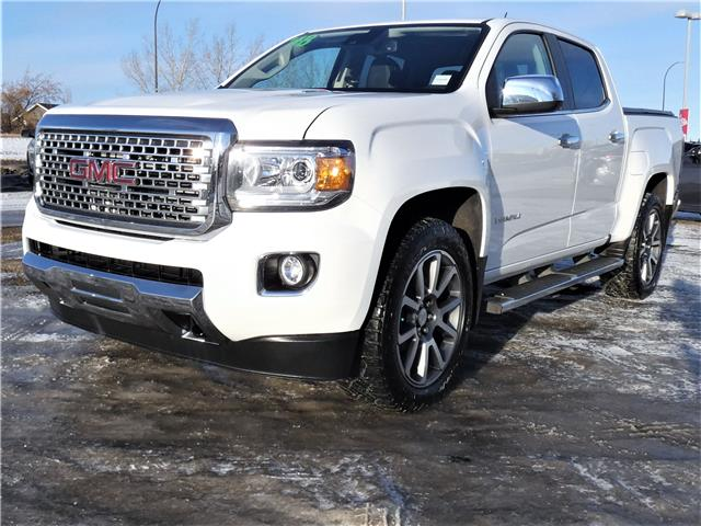 2018 GMC Canyon Denali (Stk: B0174A) in Lloydminster - Image 1 of 19