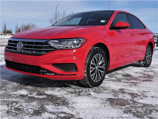 2019 Volkswagen Jetta 1.4 TSI Highline (Stk: B0186A) in Lloydminster - Image 1 of 18