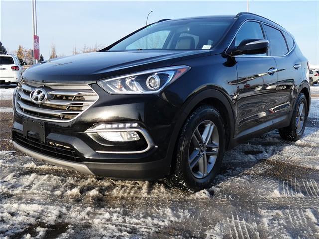2017 Hyundai Santa Fe Sport 2.4 Premium (Stk: RAM061A) in Lloydminster - Image 1 of 17