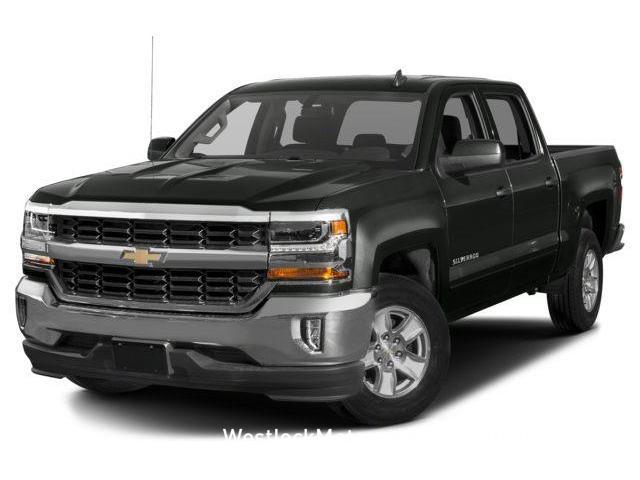 2018 Chevrolet Silverado 1500  (Stk: 18T133) in Westlock - Image 1 of 9