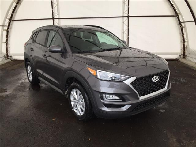 2021 Hyundai Tucson Preferred w/Sun & Leather Package (Stk: 17327) in Thunder Bay - Image 1 of 19