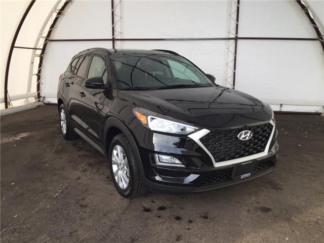 2021 Hyundai Tucson Preferred w/Sun & Leather Package (Stk: 17140) in Thunder Bay - Image 1 of 21