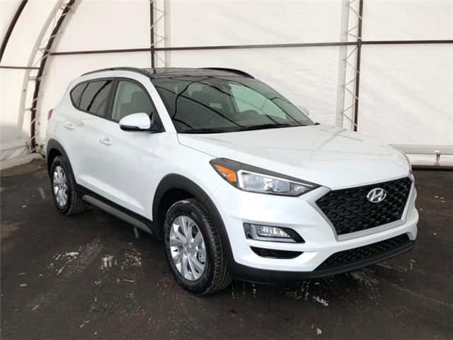 2021 Hyundai Tucson Preferred w/Sun & Leather Package (Stk: 17376) in Thunder Bay - Image 1 of 16
