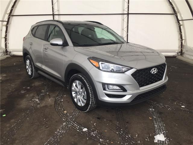 2021 Hyundai Tucson Preferred w/Sun & Leather Package (Stk: 17302) in Thunder Bay - Image 1 of 26
