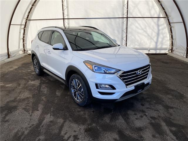 2021 Hyundai Tucson Luxury (Stk: 17267) in Thunder Bay - Image 1 of 24