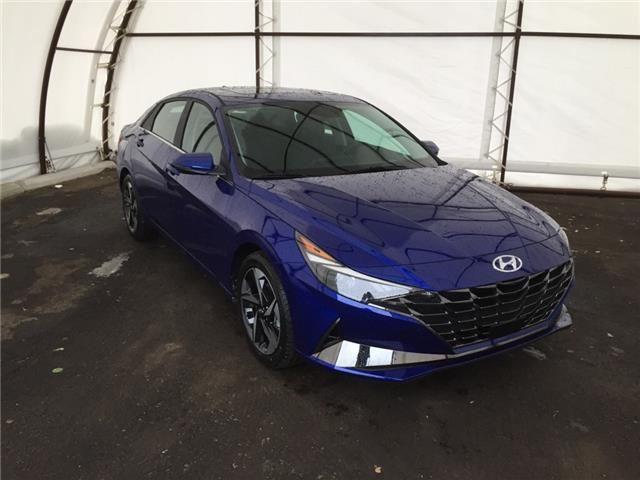 2021 Hyundai Elantra Ultimate (Stk: 17318) in Thunder Bay - Image 1 of 18