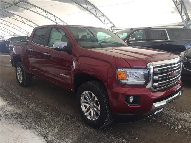 2018 GMC Canyon SLT (Stk: 161591) in AIRDRIE - Image 1 of 19