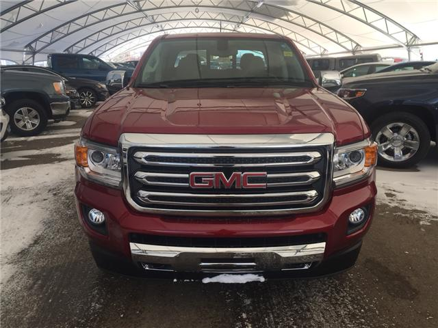 2018 GMC Canyon SLT (Stk: 161591) in AIRDRIE - Image 2 of 19