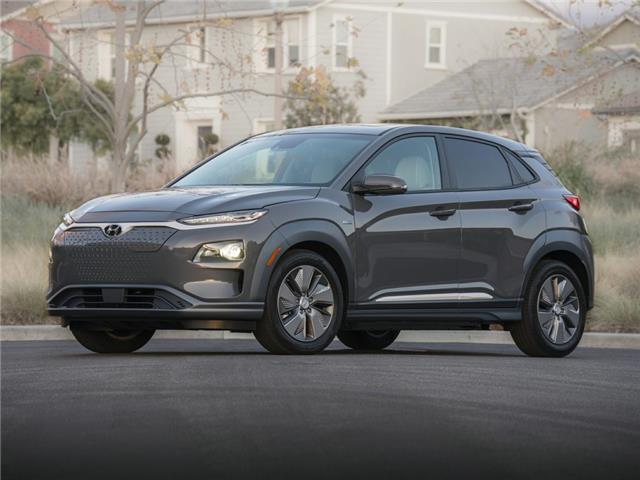 2021 Hyundai Kona EV Preferred w/Two Tone (Stk: 17150) in Thunder Bay - Image 1 of 3