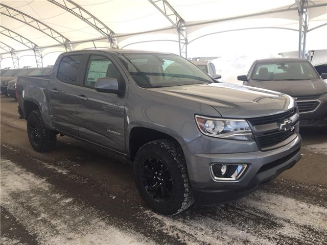 2018 Chevrolet Colorado Z71 (Stk: 161564) in AIRDRIE - Image 1 of 19