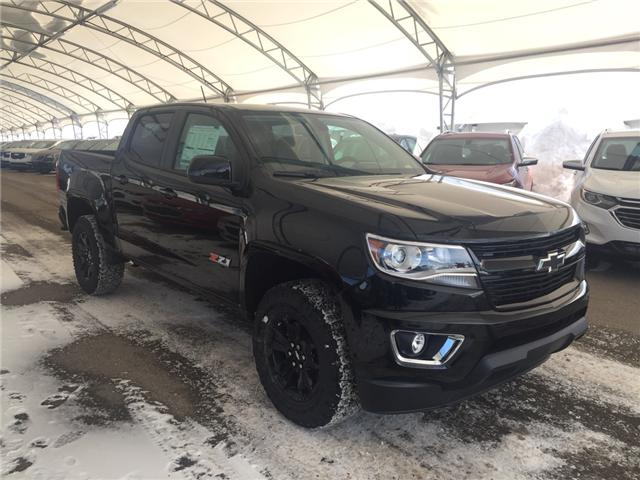 2018 Chevrolet Colorado Z71 (Stk: 161907) in AIRDRIE - Image 1 of 19