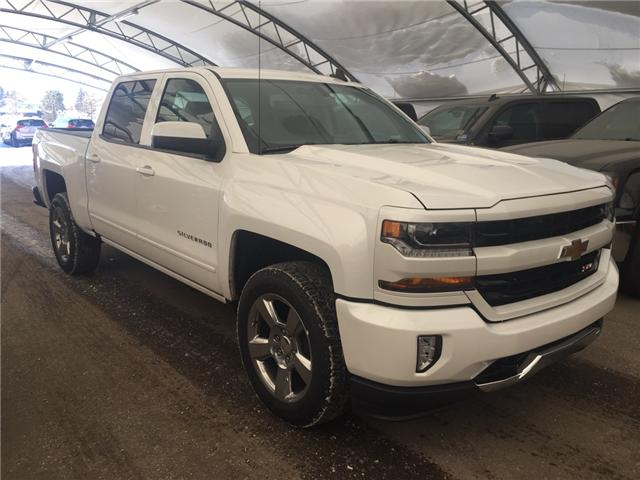 2018 Chevrolet Silverado 1500 LT (Stk: 162033) in AIRDRIE - Image 1 of 17