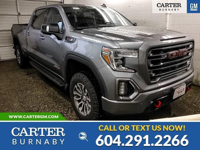 2021 GMC Sierra 1500 AT4 (Stk: 81-6011A) in Burnaby - Image 1 of 11