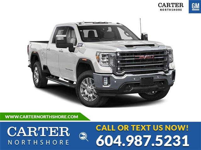 2021 GMC Sierra 3500HD AT4 (Stk: 1R57850) in North Vancouver - Image 1 of 1