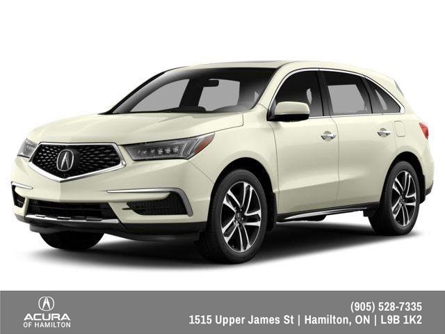2018 Acura MDX Navigation Package (Stk: 18-0244) in Hamilton - Image 1 of 1