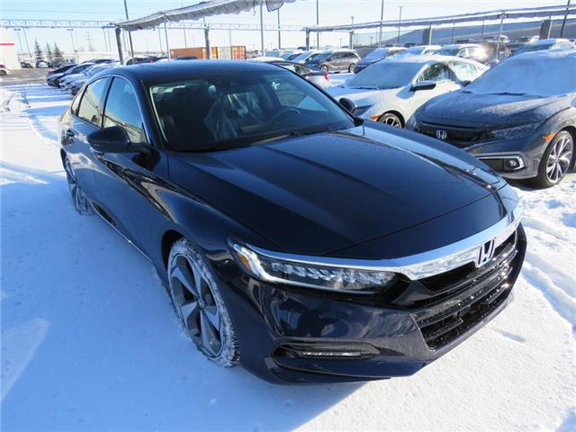 2020 Honda Accord Touring 1.5T (Stk: 200048) in Airdrie - Image 1 of 8