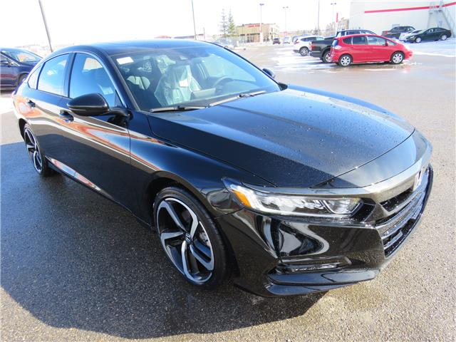 2020 Honda Accord Sport 1.5T (Stk: 200223) in Airdrie - Image 1 of 8