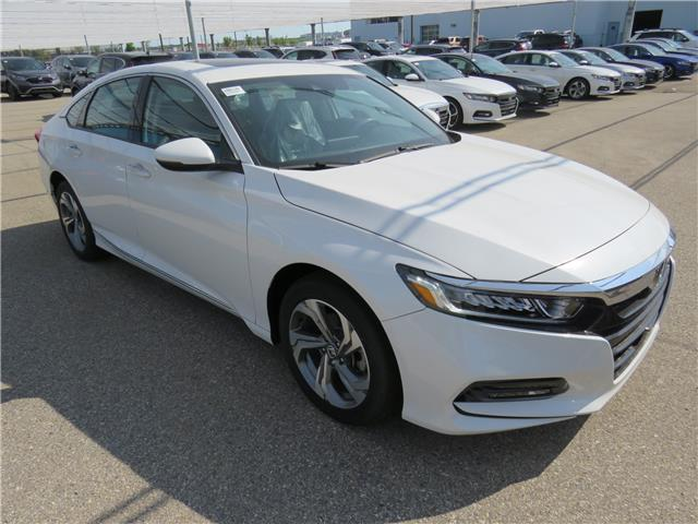 2020 Honda Accord EX-L 1.5T (Stk: 200338) in Airdrie - Image 1 of 8