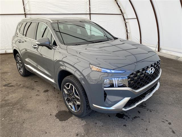 2021 Hyundai Santa Fe Ultimate Calligraphy (Stk: 17496) in Thunder Bay - Image 1 of 25