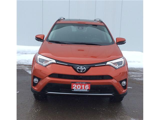 2016 Toyota RAV4 Limited (Stk: P4715) in Sault Ste. Marie - Image 2 of 5