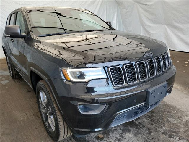 2021 Jeep Grand Cherokee Limited (Stk: 211077) in Thunder Bay - Image 1 of 17