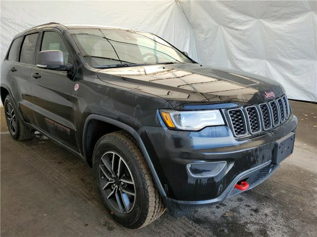 2021 Jeep Grand Cherokee Trailhawk (Stk: 211071) in Thunder Bay - Image 1 of 15