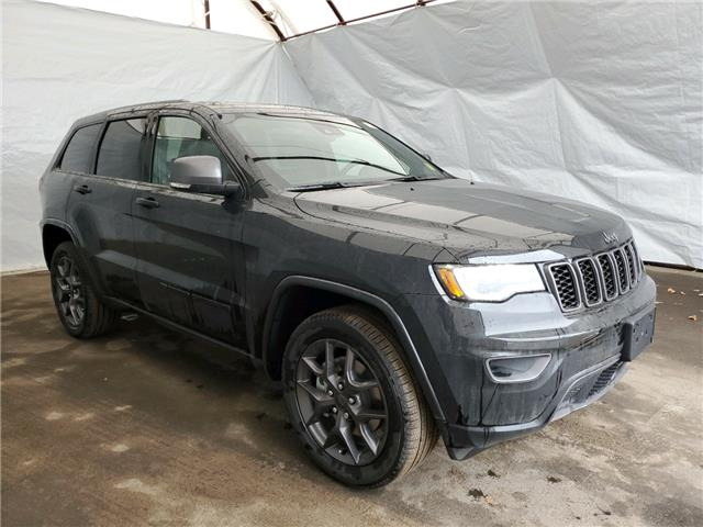 2021 Jeep Grand Cherokee Limited (Stk: 211083) in Thunder Bay - Image 1 of 14