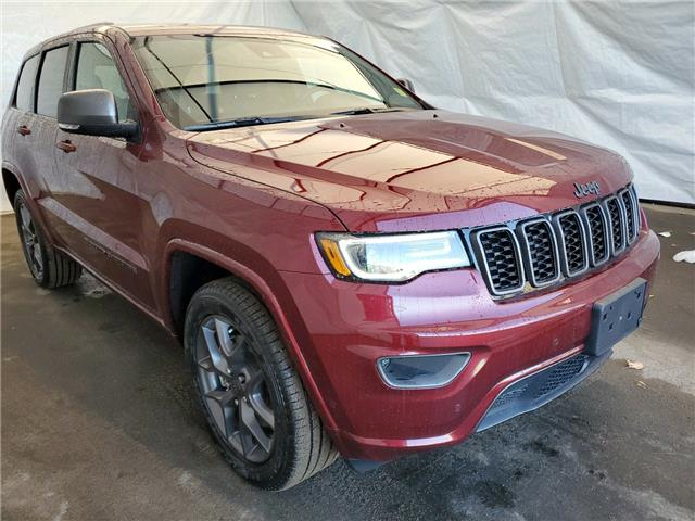 2021 Jeep Grand Cherokee Limited (Stk: 211079) in Thunder Bay - Image 1 of 11