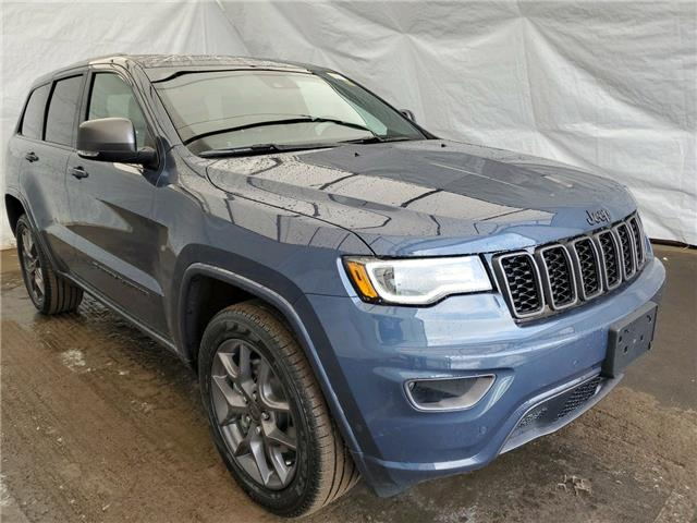 2021 Jeep Grand Cherokee Limited (Stk: 211107) in Thunder Bay - Image 1 of 16