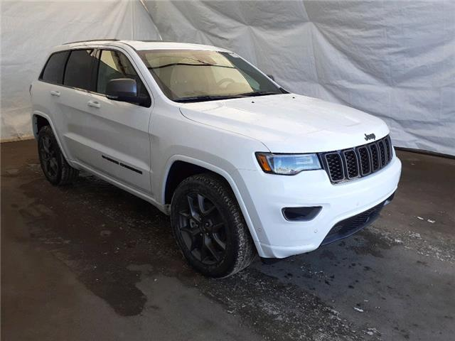2021 Jeep Grand Cherokee Limited (Stk: 211169) in Thunder Bay - Image 1 of 19