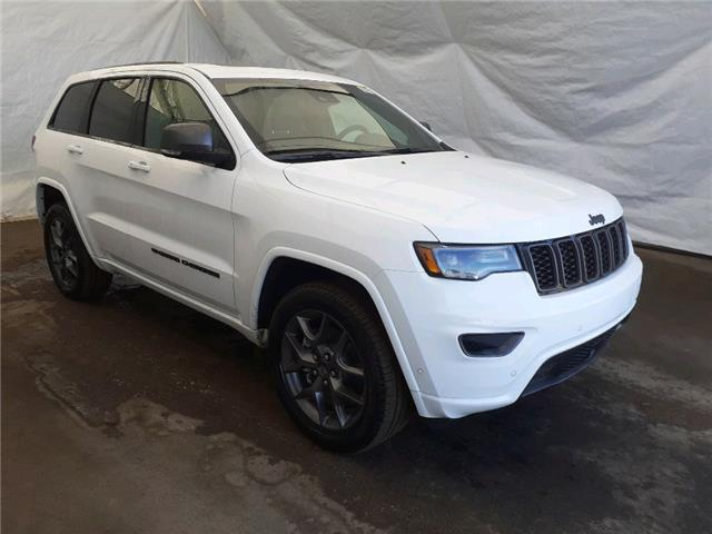 2021 Jeep Grand Cherokee Limited (Stk: 211235) in Thunder Bay - Image 1 of 18