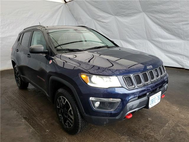 2020 Jeep Compass Trailhawk (Stk: 201293) in Thunder Bay - Image 1 of 17