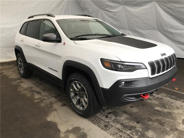 2021 Jeep Cherokee Trailhawk (Stk: 211038) in Thunder Bay - Image 1 of 20