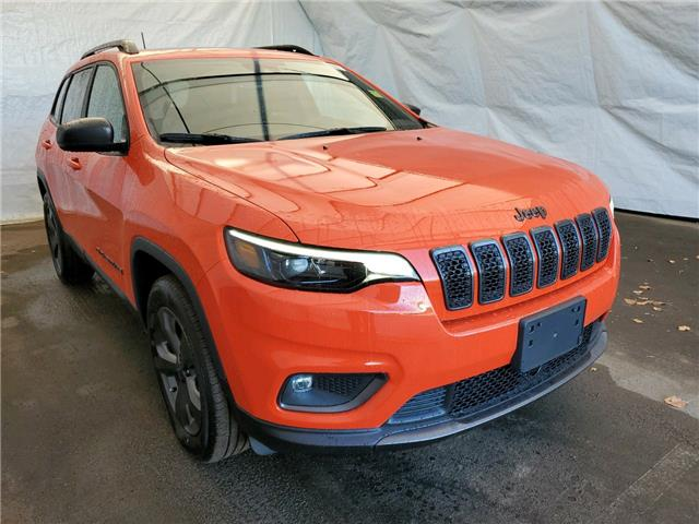 2021 Jeep Cherokee North (Stk: 211080) in Thunder Bay - Image 1 of 14