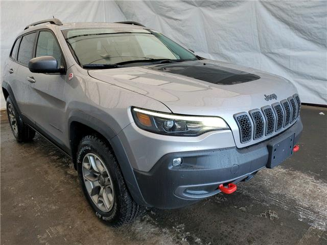 2021 Jeep Cherokee Trailhawk (Stk: 211109) in Thunder Bay - Image 1 of 16