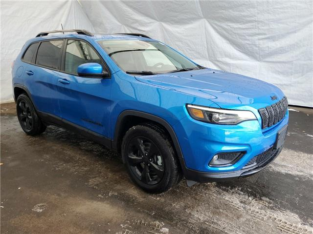 2021 Jeep Cherokee Altitude (Stk: 211101) in Thunder Bay - Image 1 of 14