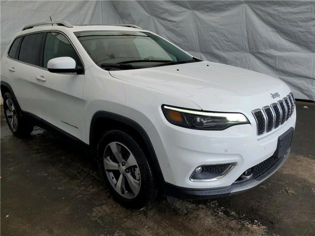 2021 Jeep Cherokee Limited (Stk: 211114) in Thunder Bay - Image 1 of 15