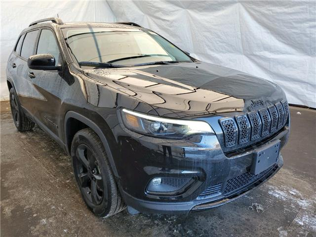 2021 Jeep Cherokee Altitude (Stk: 211110) in Thunder Bay - Image 1 of 18