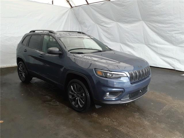 2021 Jeep Cherokee North (Stk: 211142) in Thunder Bay - Image 1 of 17