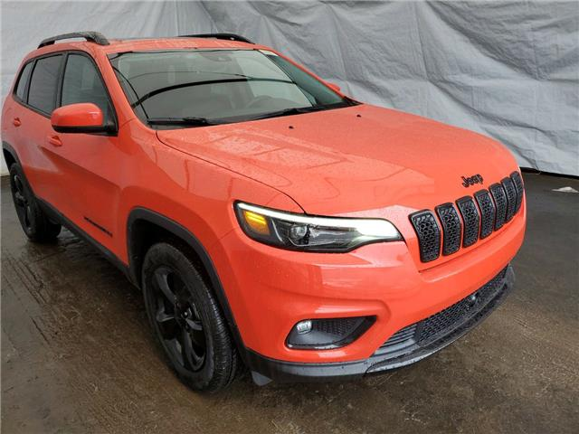 2021 Jeep Cherokee Altitude (Stk: 211152) in Thunder Bay - Image 1 of 15