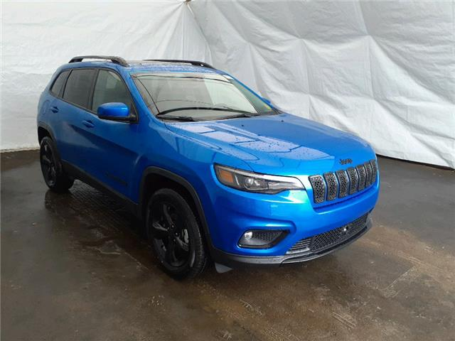 2021 Jeep Cherokee Altitude (Stk: 211130) in Thunder Bay - Image 1 of 17